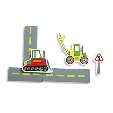 Magic Creation – Road Construction