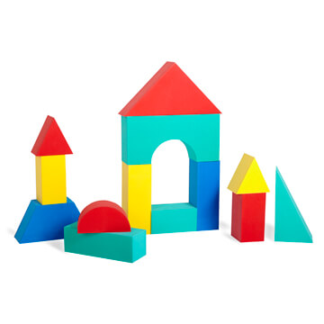 Giant Blocks 32pcs