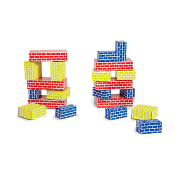 Corrugated Blocks - 36pcs