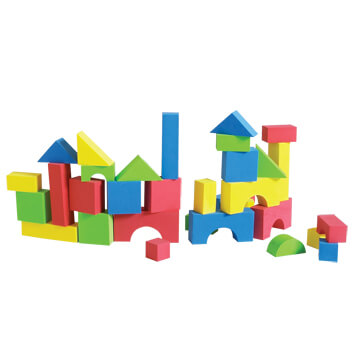 Edu-Color Blocks - 80pcs